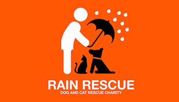 Rain Rescue charity logo